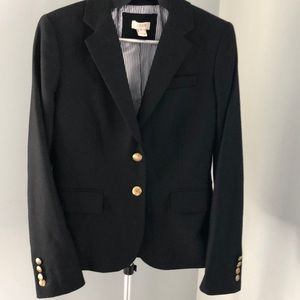 J crew navy blazer
